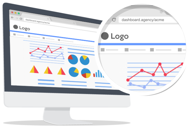 AdWords Reporting Tool - Customer Portal White Label